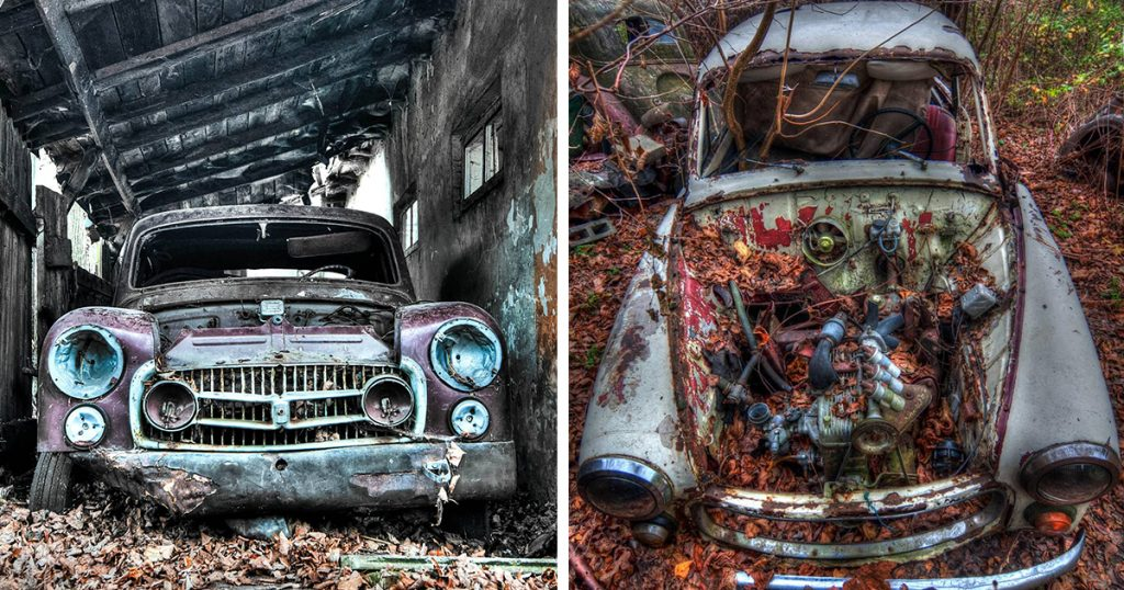 Places that buy junk cars