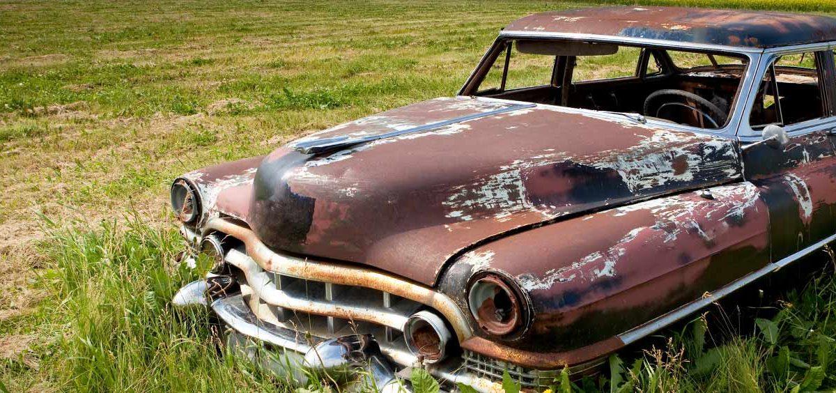 selling junk car for cash