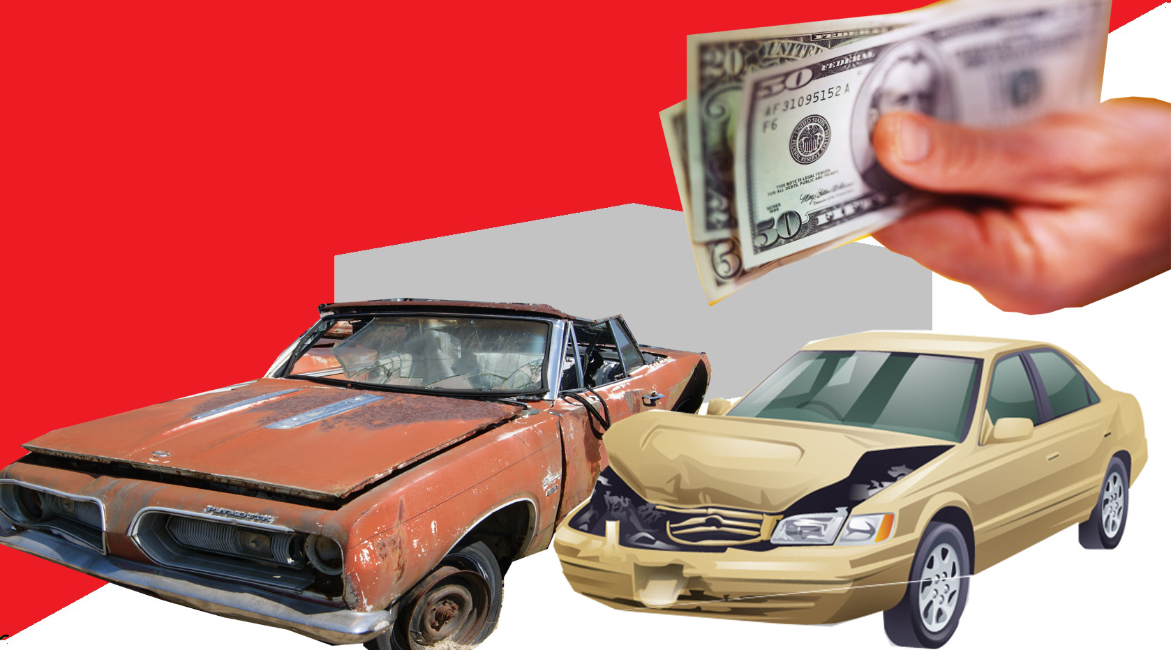 easy way sell a junk car for cash 1888 pay cash for cars. Black Bedroom Furniture Sets. Home Design Ideas