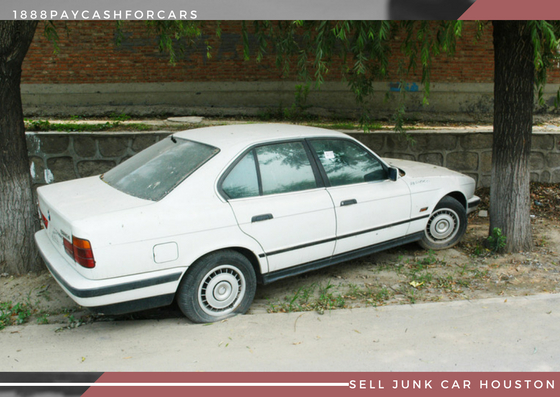 sELL JUNK CAR Houston